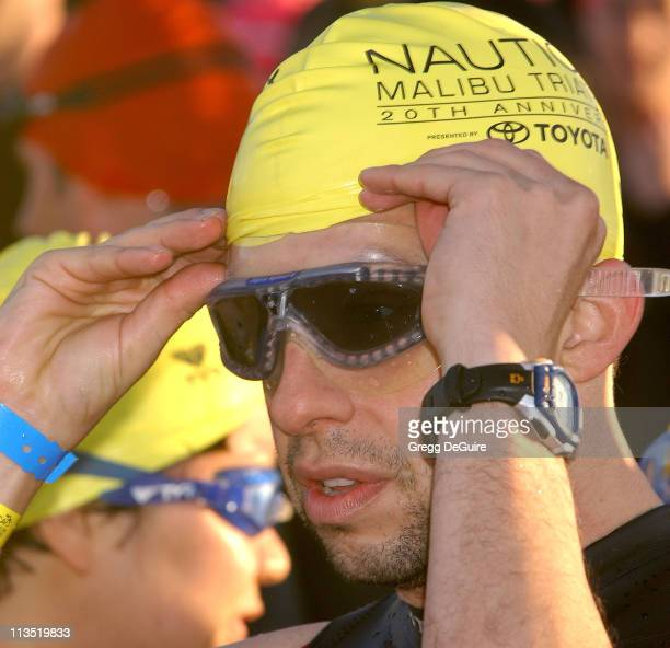 Jon Cryer during The 20th Annual Nautica Malibu Triathlon Arrivals at Zuma Beach in Malibu California United States