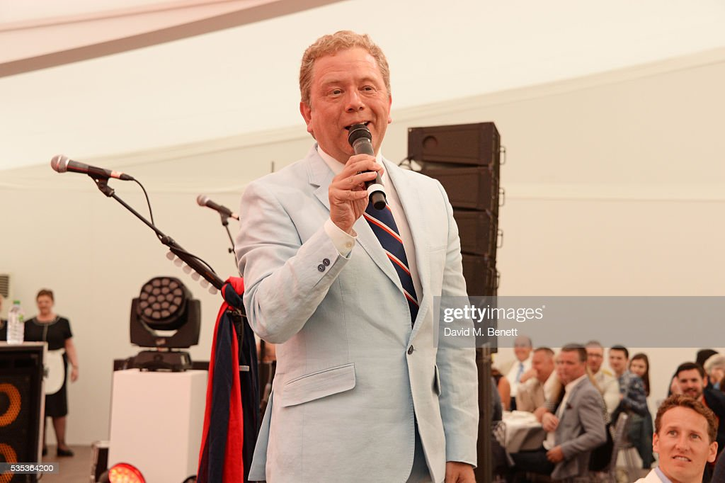<a gi-track='captionPersonalityLinkClicked' href=/galleries/search?phrase=Jon+Culshaw&family=editorial&specificpeople=235808 ng-click='$event.stopPropagation()'>Jon Culshaw</a> attends day two of the Audi Polo Challenge at Coworth Park on May 29, 2016 in London, England.