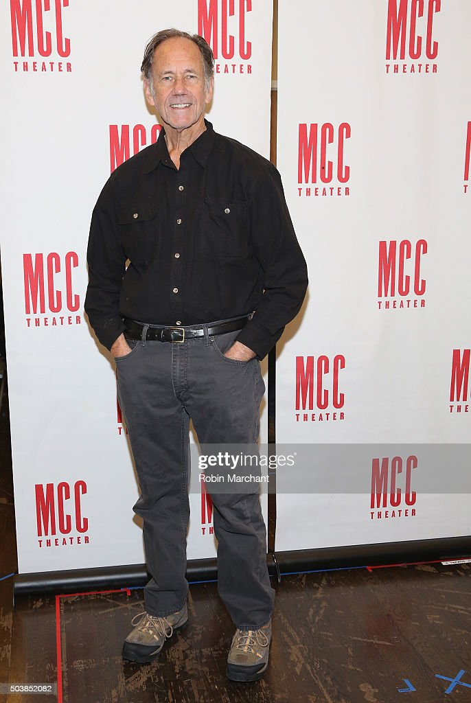 Jon DeVries attends 'Smokefall' Press Preview at MTC Rehearsal Studios on January 7 2016 in New York City