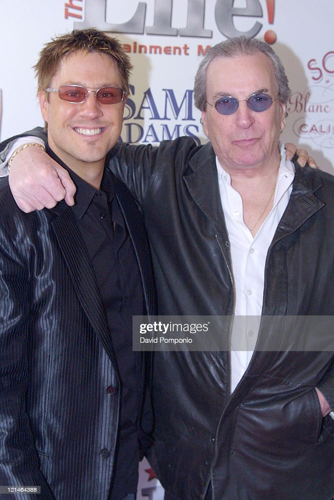Jon Doscher and Danny Aiello during 'Remedy' New York Screening and After Party at Clearview Chelsea West Theatre and Avalon in New York City, New York, United States.