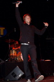 Jon Foreman of Switchfoot during 971 ZHT Jingle Ball December 1 2004 at Delta Center in Salt Lake City Utah United States