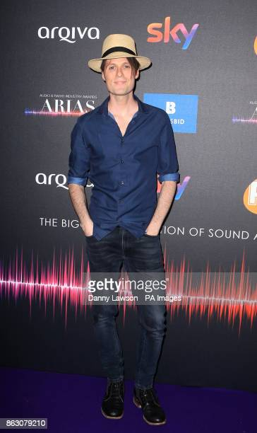 Jon Fratelli attending the Audio and Radio Industry Awards at the First Direct Arena in Leeds