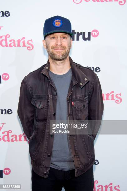 Jon Glaser attends 'At Home With Amy Sedaris' New York Screening at The Bowery Hotel on October 19 2017 in New York City