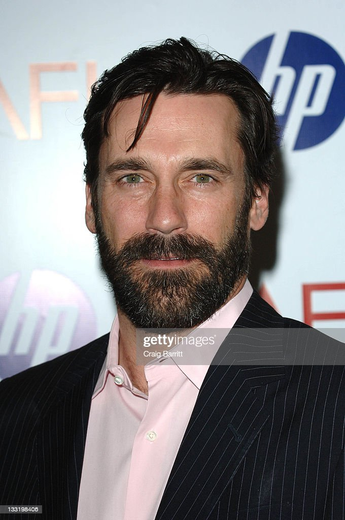 Jon Hamm arrives at the Tenth Annual AFI Awards held at the Four Seasons Beverly Hills on January 15 2010 in Los Angeles California