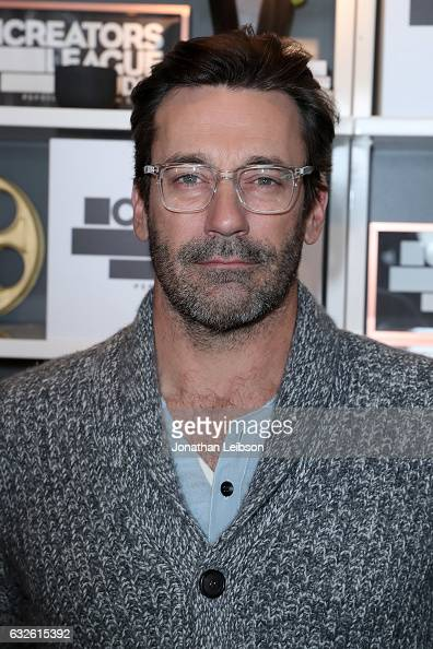 Jon Hamm attends the Creators League Studio At 2017 Sundance Film Festival Day 6 on January 24 2017 in Park City Utah