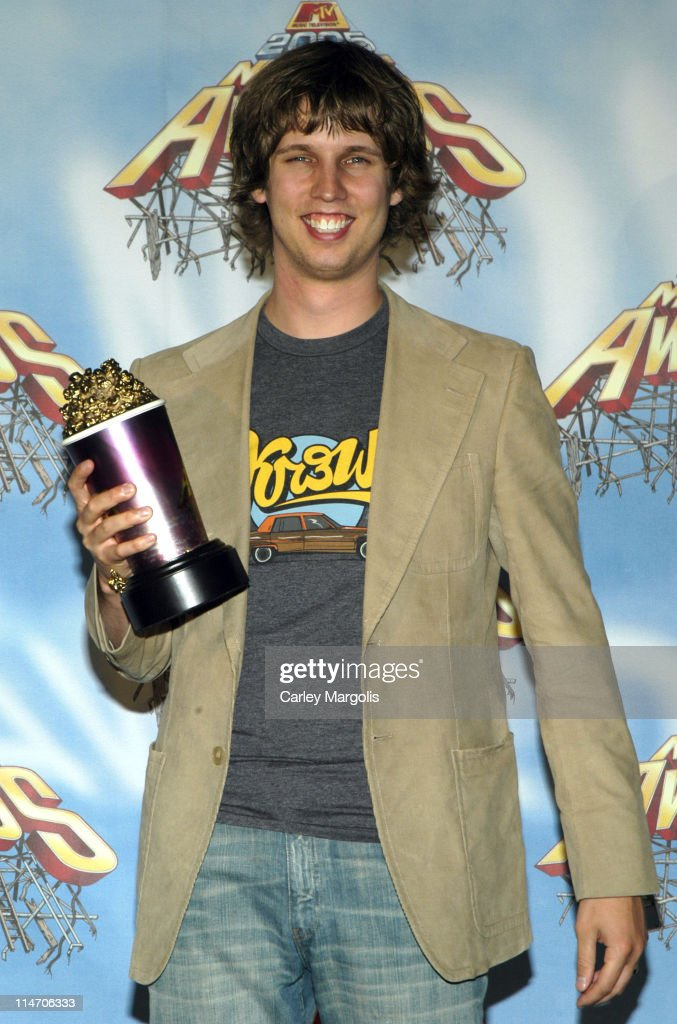 2005 MTV Movie Awards - Press Room