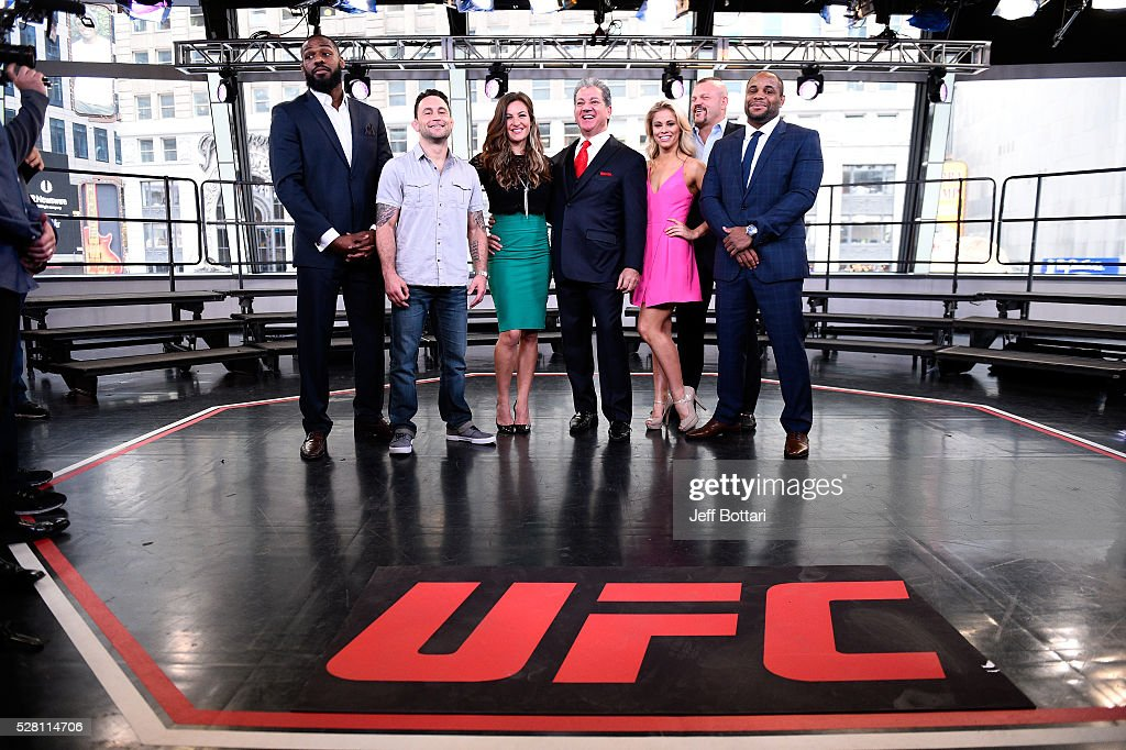 http://media.gettyimages.com/photos/jon-jones-frankie-edgar-miesha-tate-bruce-buffer-paige-vanzant-chuck-picture-id528114706