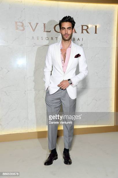 Jon Kortajarena attends Grand Opening Bulgari Dubai Resort on December 5 2017 in Dubai United Arab Emirates