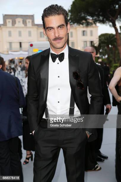 Jon Kortajarena attends the amfAR Gala Cannes 2017 at Hotel du CapEdenRoc on May 25 2017 in Cap d'Antibes France