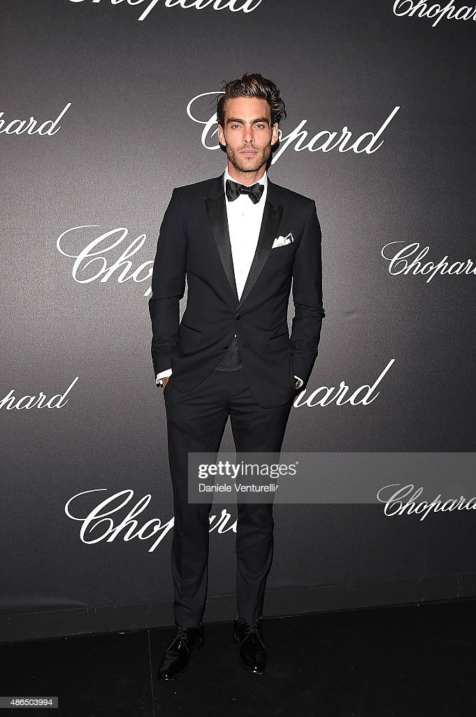 Jon Kortajarena attends the Chopard Imperiale Private Dinner during the 72nd Venice Film Festival at on September 4 2015 in Venice Italy