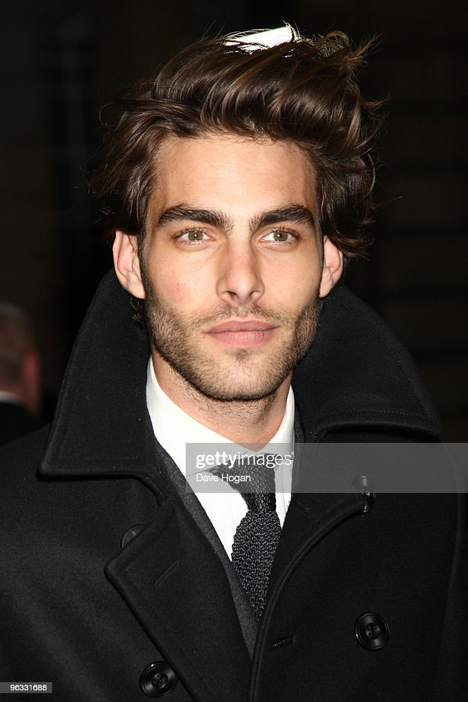 Jon Kortajarena attends the UK premiere for 'A Single Man' held the at The Curzon Mayfair on February 1 2010 in London England