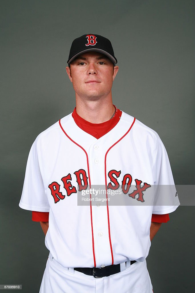 Jon Lester of the Boston Red Sox during photo day at City of Palms Park on February 26, 2006 in Ft. Myers, Florida.