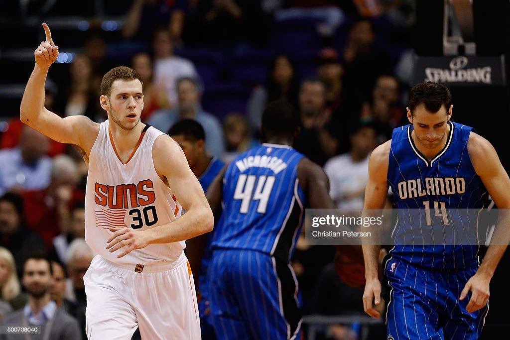 Orlando Magic v Phoenix Suns