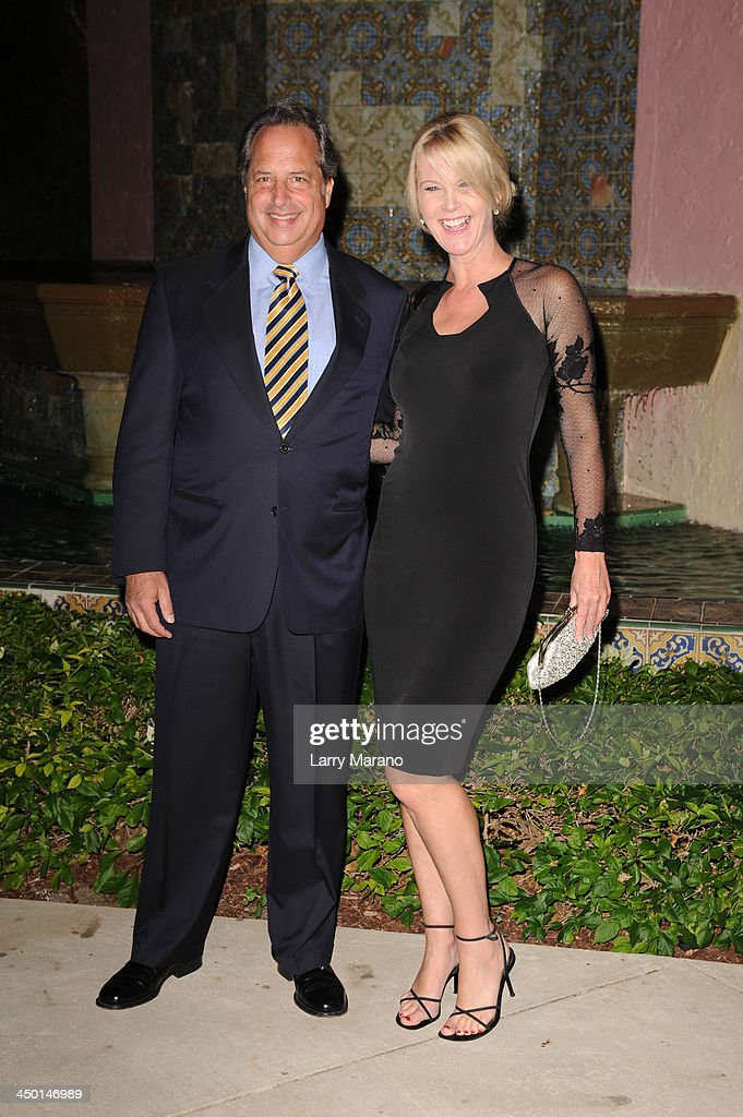 <a gi-track='captionPersonalityLinkClicked' href=/galleries/search?phrase=Jon+Lovitz&family=editorial&specificpeople=209148 ng-click='$event.stopPropagation()'>Jon Lovitz</a> and <a gi-track='captionPersonalityLinkClicked' href=/galleries/search?phrase=Maeve+Quinlan&family=editorial&specificpeople=228916 ng-click='$event.stopPropagation()'>Maeve Quinlan</a> arrive at the 2013 Chris Evert Pro-Celebrity Tennis Classic Gala at Boca Raton Resort on November 16, 2013 in Boca Raton, Florida.