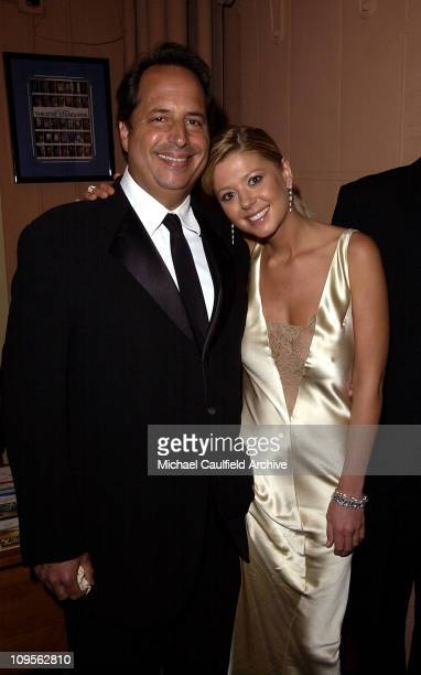 Jon Lovitz and Tara Reid during 10th Annual Critics' Choice Awards Backstage and Audience at Wiltern LG Theatre in Los Angeles California United...