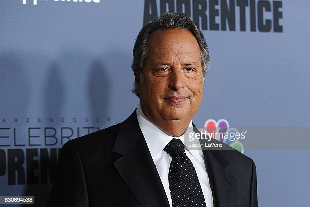 Jon Lovitz attends the press junket For NBC's 'Celebrity Apprentice' at The Fairmont Miramar Hotel Bungalows on January 28 2016 in Santa Monica...