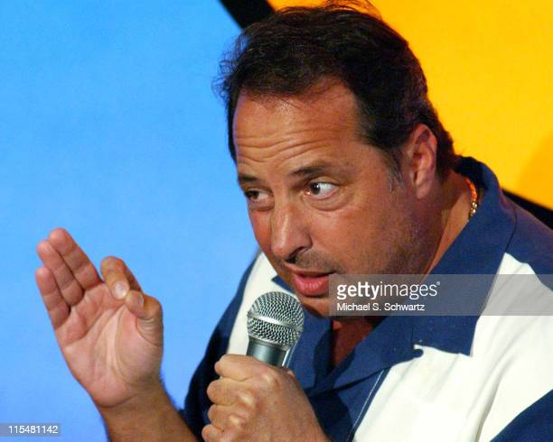 Jon Lovitz during Comedians Come Out for the Tsunami Benefit at The Laugh Factory at The Laugh Factory in Hollywood California United States