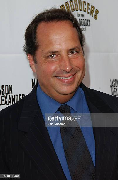 Jon Lovitz during Opening Night of 'The Producers' at Pantages Theatre in Hollywood California United States