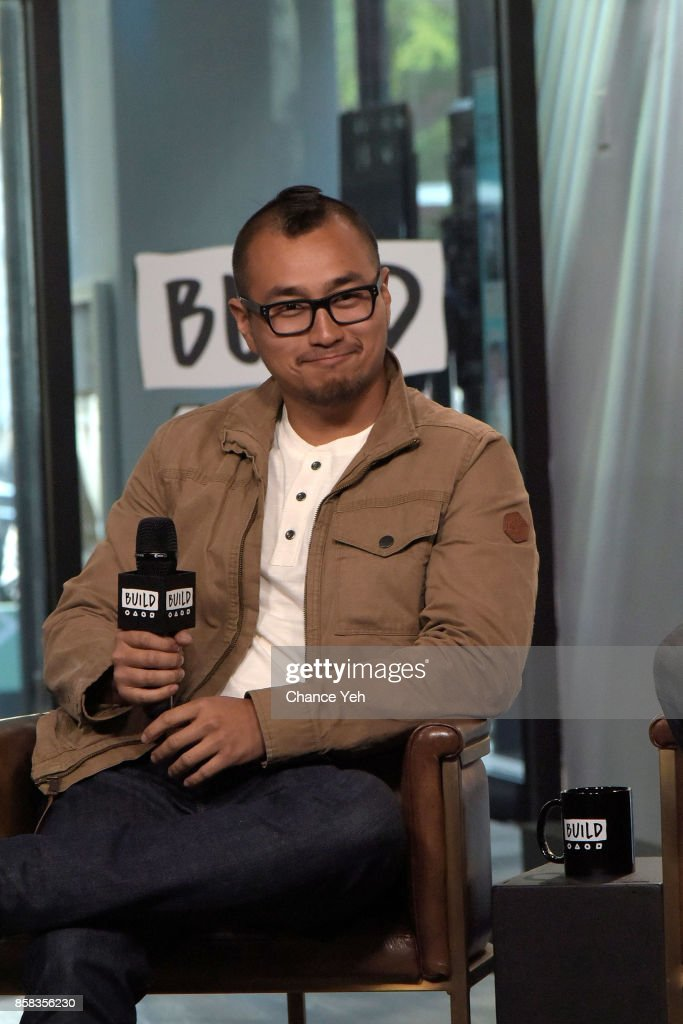 Jon Lung attends Build series to discuss 'MythBusters' at Build Studio on October 6, 2017 in New York City.