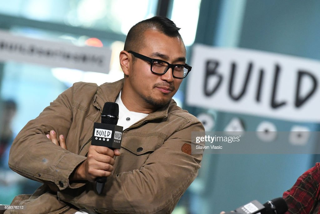 Jon Lung visits Build to discuss 'MythBusters' at Build Studio on October 6, 2017 in New York City.