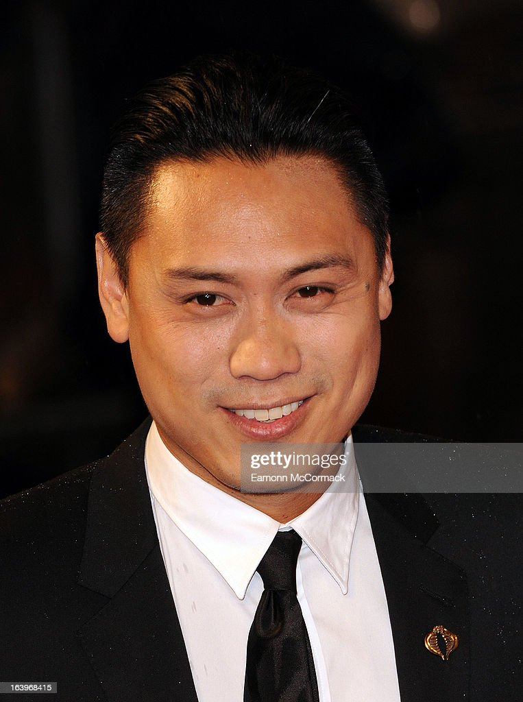 Jon M Chu attends the UK premiere of 'G.I. Joe: Retaliation' at Empire Leicester Square on March 18, 2013 in London, England.
