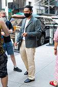 Celebrity Sightings In New York City - June 09, 2021