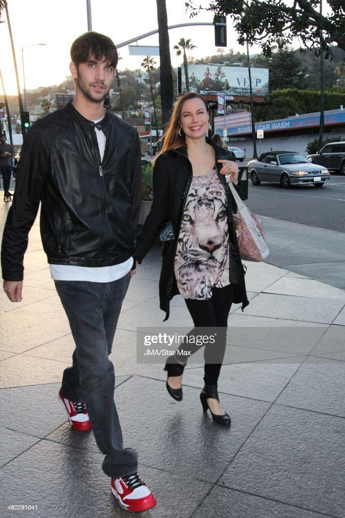 Jon Mack is seen on April 2, 2014 in Los Angeles, California.