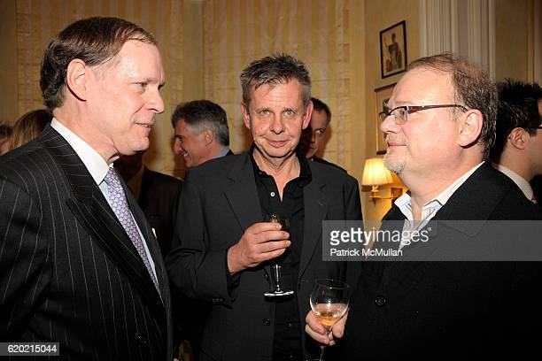 Jon Nagel Kurt Aldag and Greg Mallery attend TINA BROWN VICKY WARD and LA MER host a party honoring SUSAN NAGEL'S new book 'Marie Therese' at Tina...