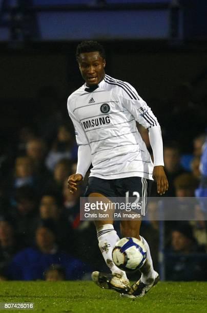 Jon Obi Mikel Chelsea