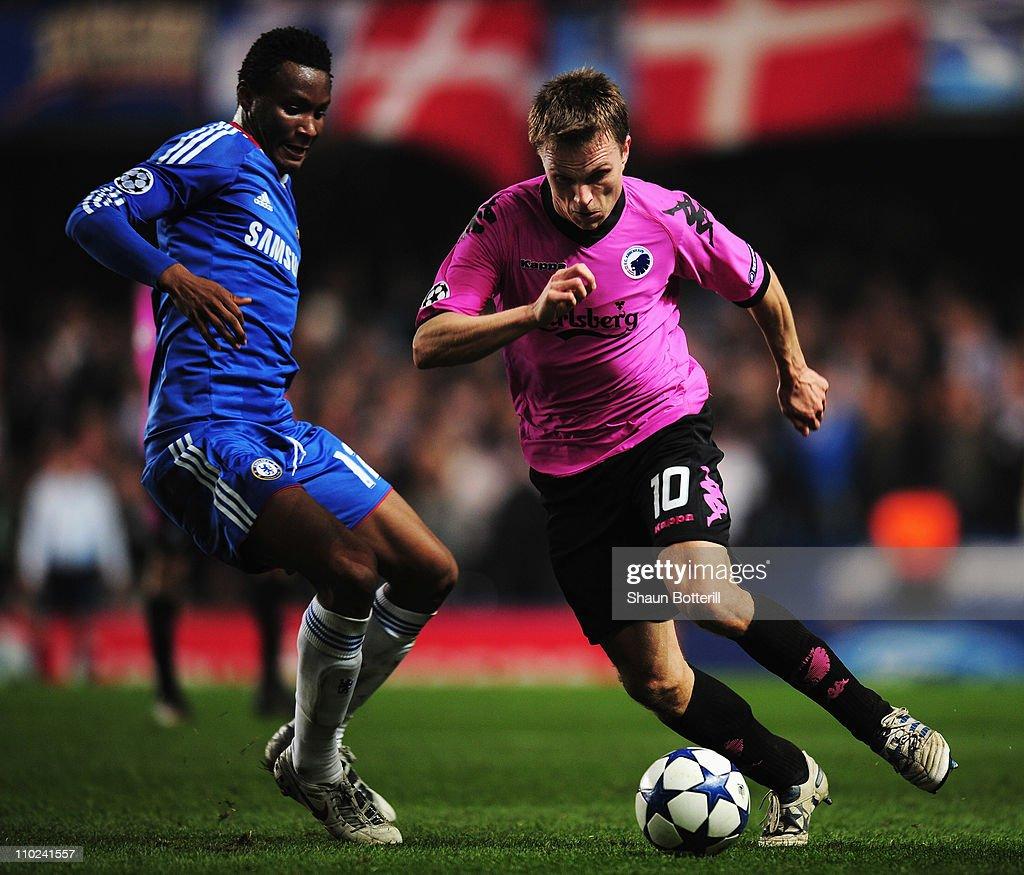 Chelsea v FC Copenhagen - UEFA Champions League