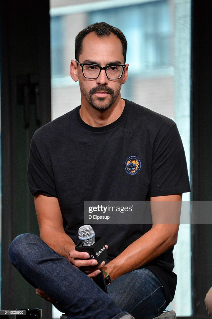 Jon Olazabal of the band 'Dirty Heads' attends the AOL Build Speaker Series to discuss their upcoming album at AOL Studios In New York on June 30, 2016 in New York City.