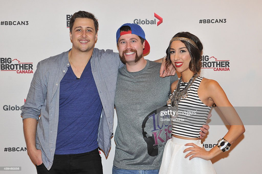 Jon and neda hookup big brother canada