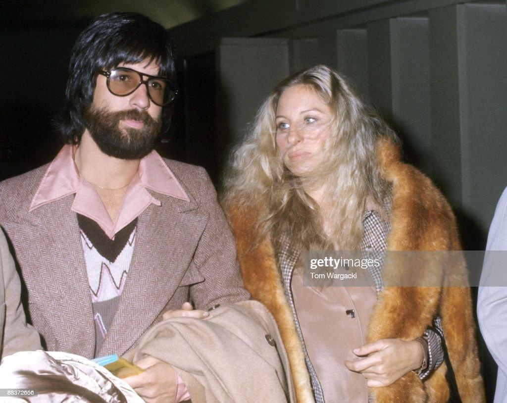 Barbra Streisand Sighting in New York City - October 1, 1975