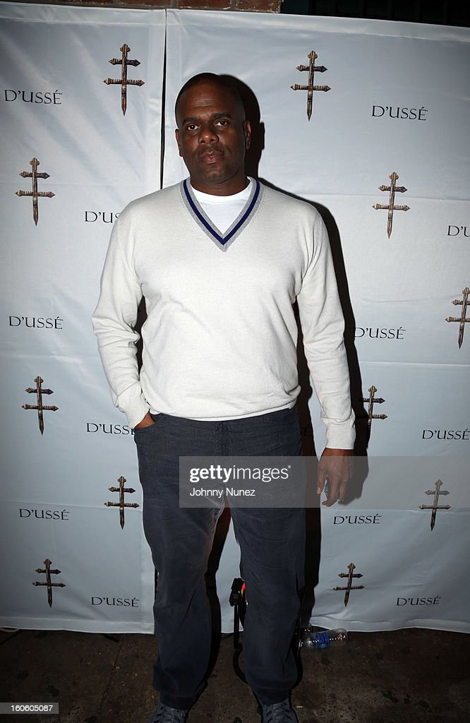 Jon Platt attends the Jay-Z & D'Usse Super Bowl Party at The Republic on February 2, 2013, in New Orleans, Louisiana.