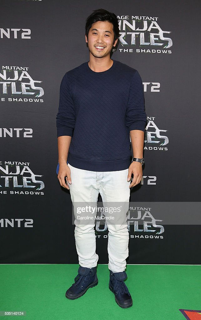Jon Prasida arrives ahead of the Australian premiere of Teenage Mutant Ninja Turtles 2 at Event Cinemas George Street on May 29, 2016 in Sydney, Australia.