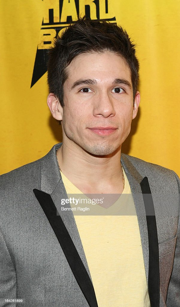 Jon Rua attends 'Hands On A Hard Body' Broadway opening night after party at Roseland Ballroom on March 21, 2013 in New York City.