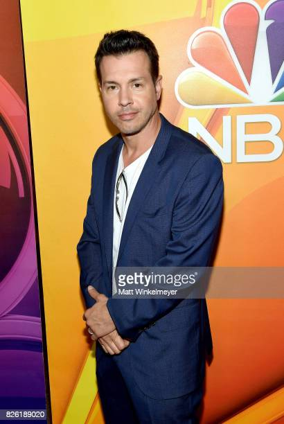 Jon Seda at the NBCUniversal Summer TCA Press Tour at The Beverly Hilton Hotel on August 3 2017 in Beverly Hills California