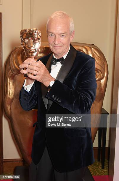 Jon Snow attends the After Party dinner for the House of Fraser British Academy Television Awards at The Grosvenor House Hotel on May 10 2015 in...