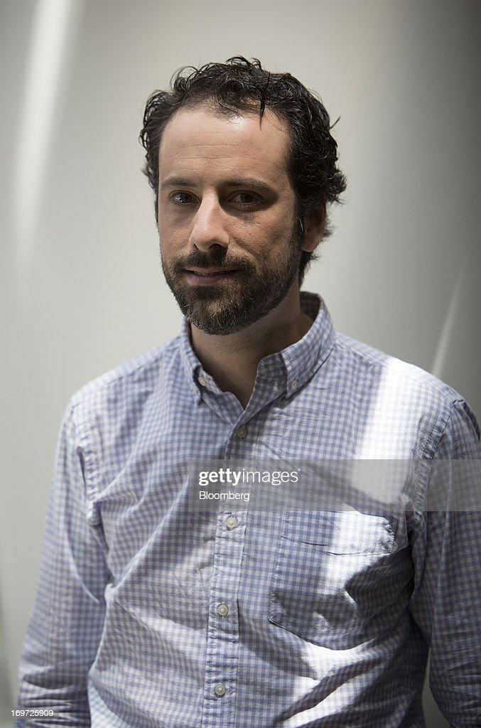 Jon Steinberg, president and chief operating officer, stands for a photograph in New York, U.S., on Friday, May 31, 2013. New York Times Co., looking to imitate the business models used by startups such as BuzzFeed Inc., is considering letting advertisers sponsor more stories on its website, two people with knowledge of the situation said. Photographer: Scott Eells/Bloomberg via Getty Images