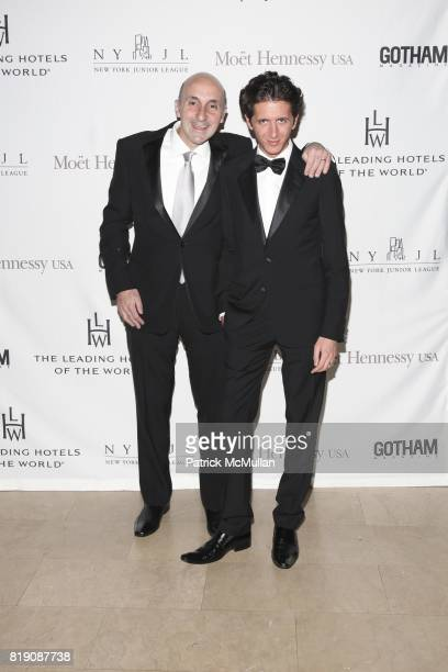 Jon Touge and Maurice Touge attend 59th Annual New York Junior League Winter Ball at The Grand Ballroom on March 5 2011 in New York City