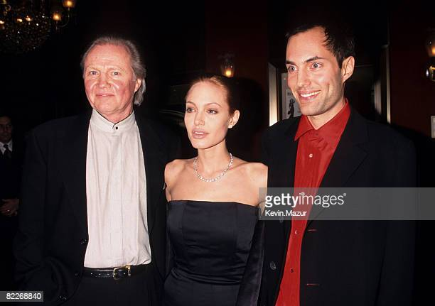 Jon Voight Angelina Jolie and James Haven