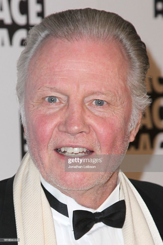 <a gi-track='captionPersonalityLinkClicked' href=/galleries/search?phrase=Jon+Voight&family=editorial&specificpeople=202872 ng-click='$event.stopPropagation()'>Jon Voight</a> attends the 63rd Annual ACE Eddie Awards at The Beverly Hilton Hotel on February 16, 2013 in Beverly Hills, California.