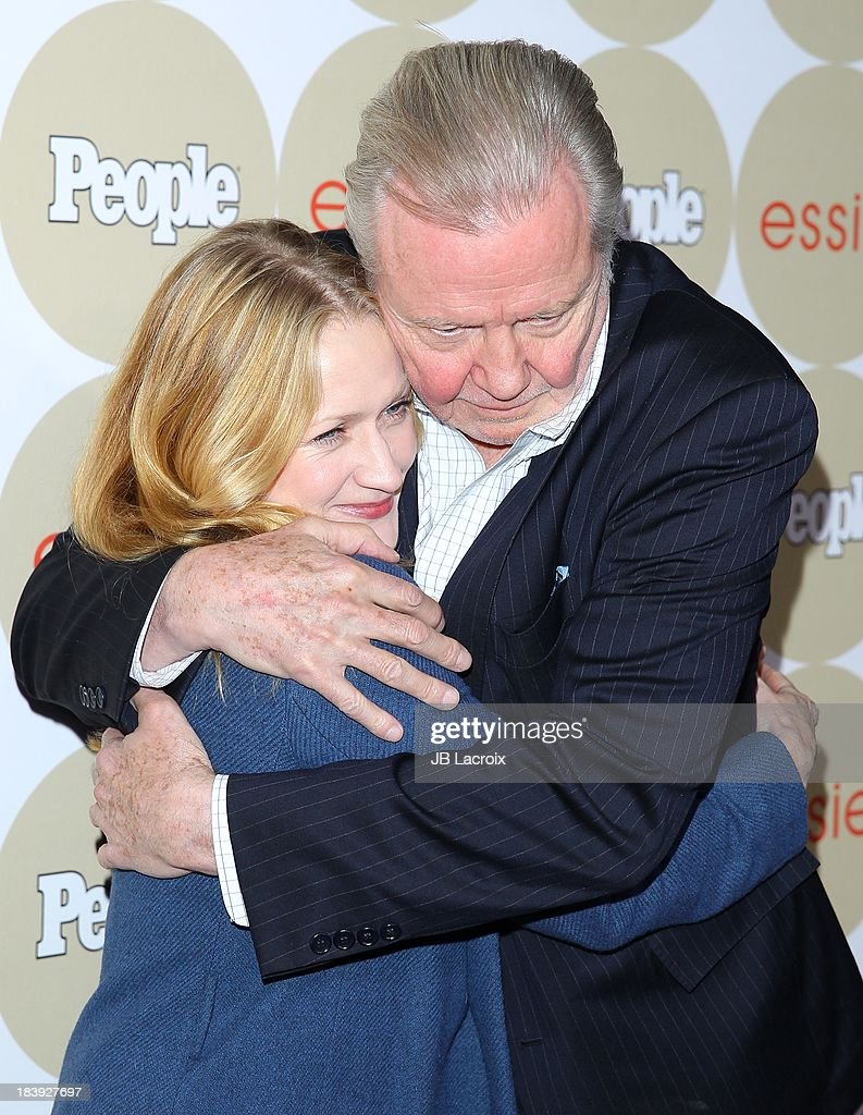 Jon Voight attends the People's One To Watch Event held at Hinoki & The Bird on October 9, 2013 in Los Angeles, California.