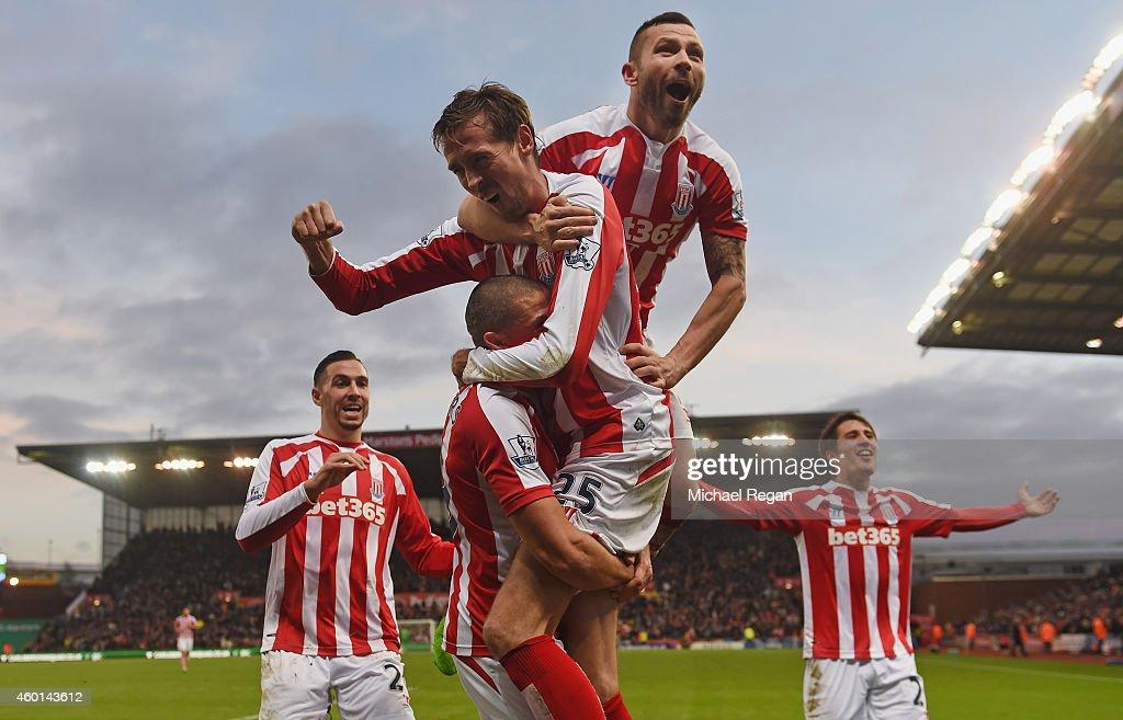 In Focus: Best Of Premier League Celebrations