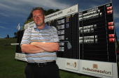 Jon Williamson of Scarthingwell pictured after he tied for the lead during the Business Fort plc English PGA Championship Regional Qualifier at the...