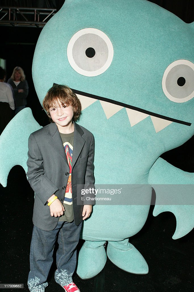 Jonah Bobo during Los Angeles Premiere of Columbia Pictures' 'Zathura A Space Adventure' at Mann Village Theatre/Barker Hanger in Westwood California...