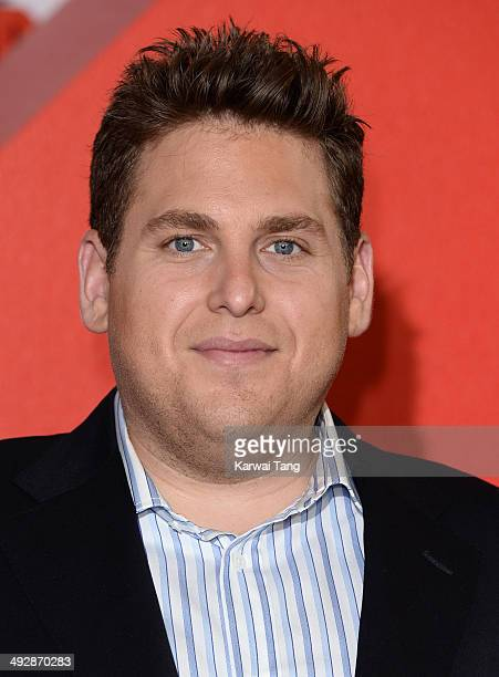 Jonah Hill attends a photocall to promote their new film '22 Jump Street' held at Claridges Hotel on May 22 2014 in London England