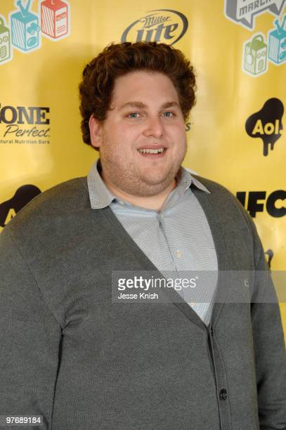 Jonah Hill attends the Cyrus Red Carpet Arrivals And Greenroom at 2010 SXSW Festival at Paramount Theater on March 13 2010 in Austin Texas