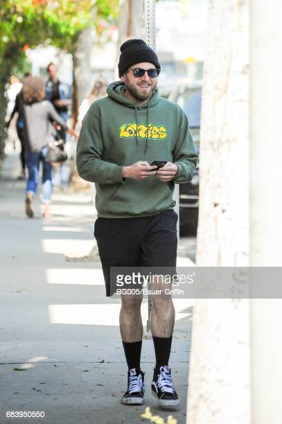 Jonah Hill is seen on May 16 2017 in Los Angeles California