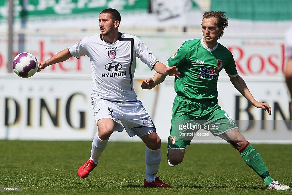 FSV Frankfurt v FC Augsburg - 2. Bundesliga